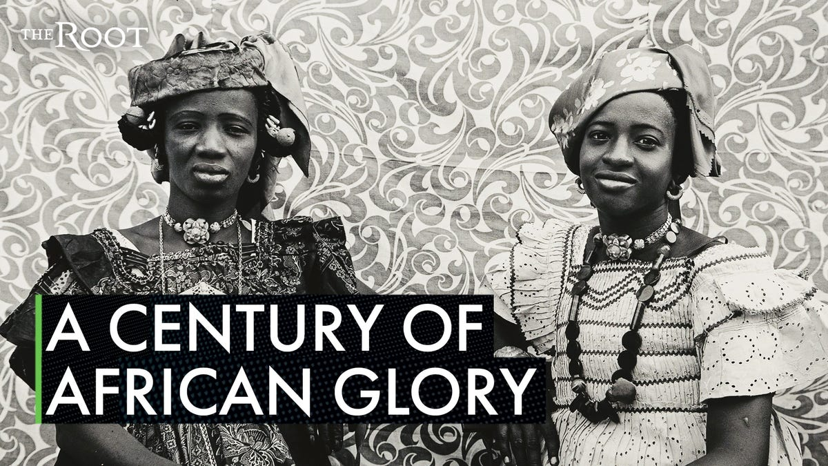 Big Beauty Tuesday: Time Traveling in Style With The African Lookbook
