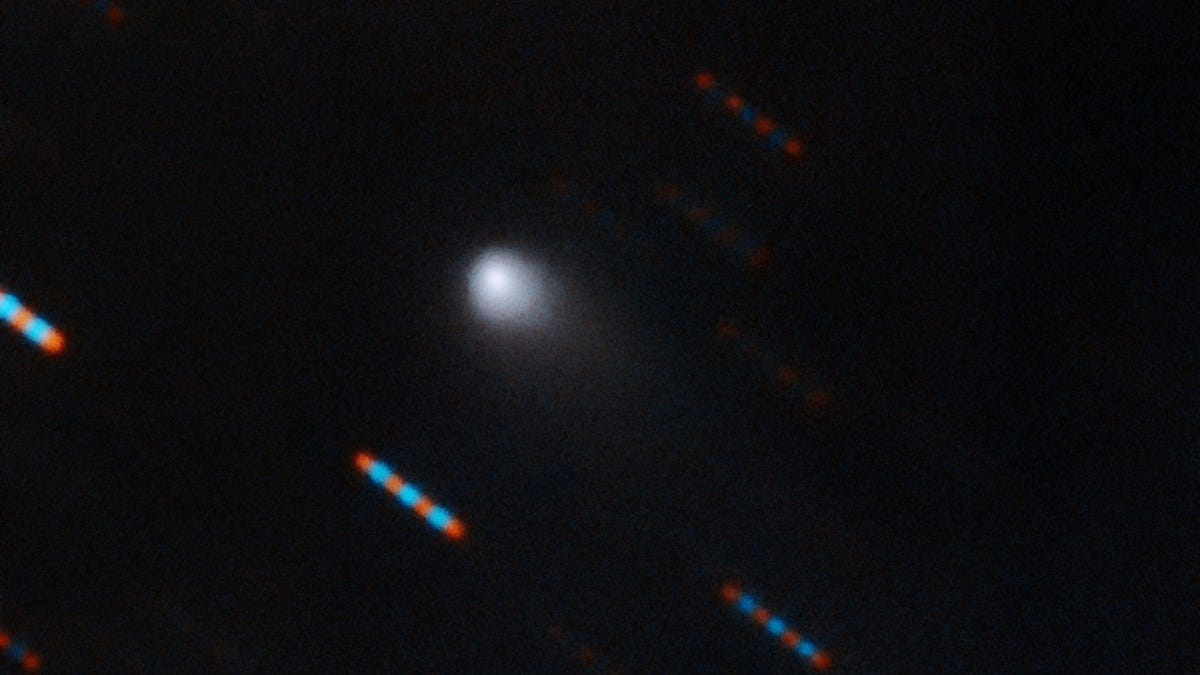 We Now Have an Image of the Second Interstellar Object Ever Observed