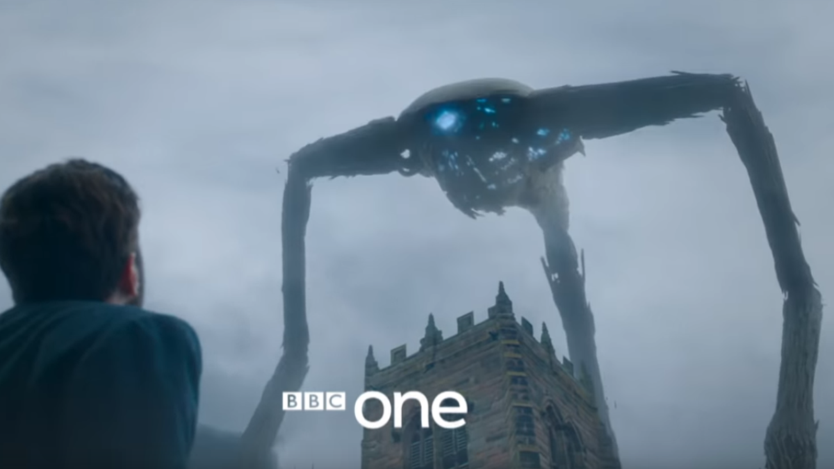 In This Trailer for BBC's War of the Worlds, There's a Lot to Be Concerned About