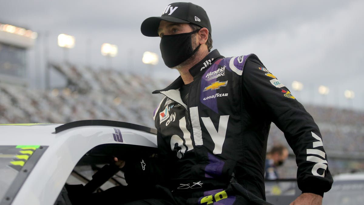 Jimmie Johnson's Move To IndyCar Can Only Be Good For The Series