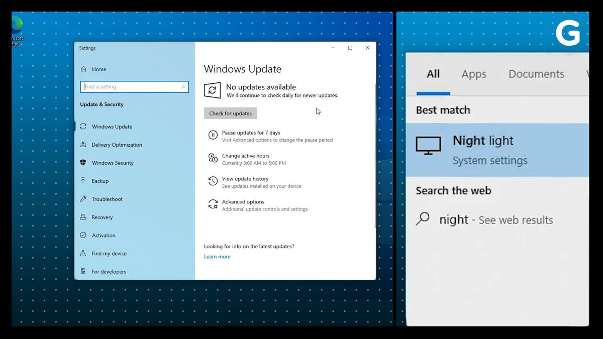 Here's Your Windows 10 Set-Up Checklist