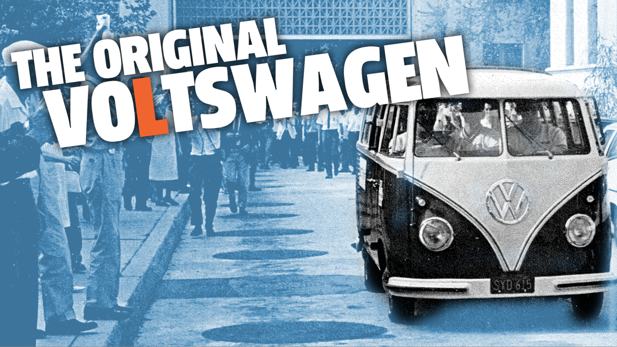 I'm Not Sure If I Think Volkswagen is Really Changing Its Name To Voltswagen, But Let's Talk About The Original