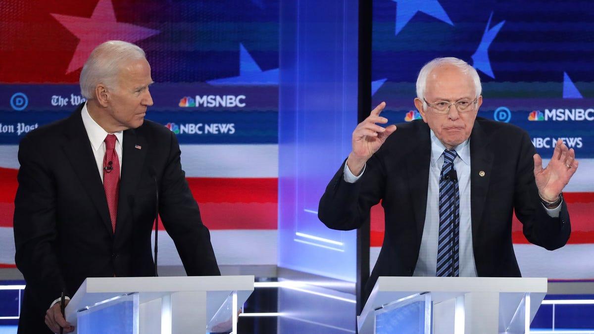 Joe Biden Says No Scientists Back Bernie Sanders' Climate Plan. He's Wrong