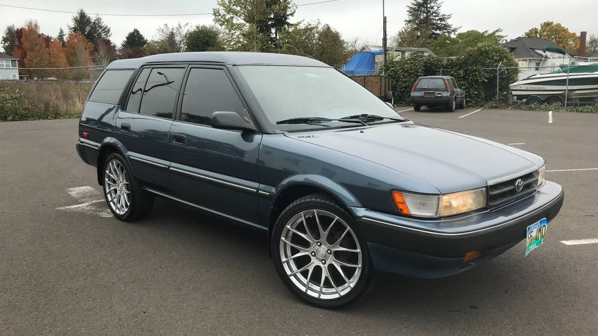 At $5,950, Is This 1992 Toyota Corolla All The Car You'd Ever Need?