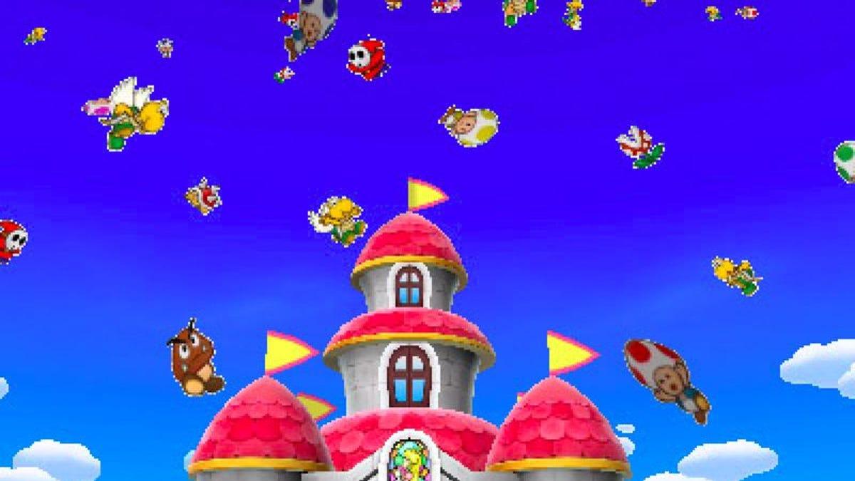 Mario Luigi Paper Jam Introduces The Series Most Horrible