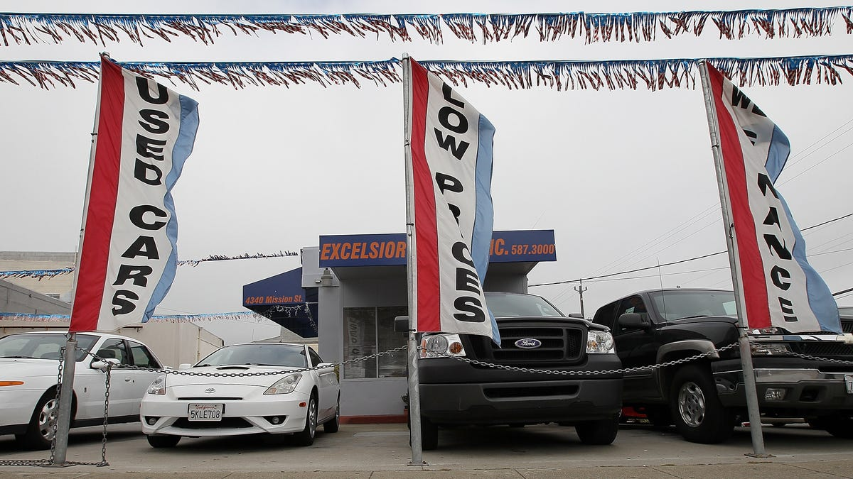 When Will Used Car Inventory Return To Normal?
