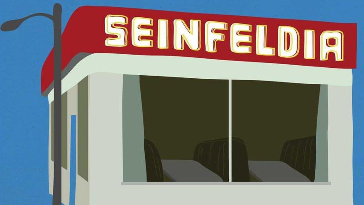 Seinfeldia is a deep dive into TV's greatest non-sitcom sitcom
