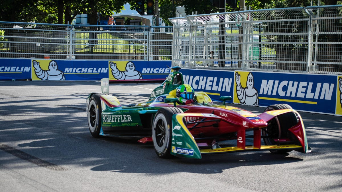 What Happened To All The Colorful Formula E Liveries?