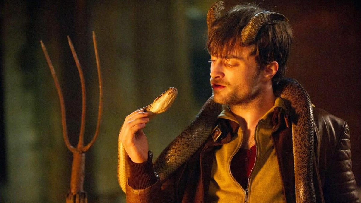 All Hail Daniel Radcliffe's 6 Weirdest Post-Harry Potter Career Choices (So Far)