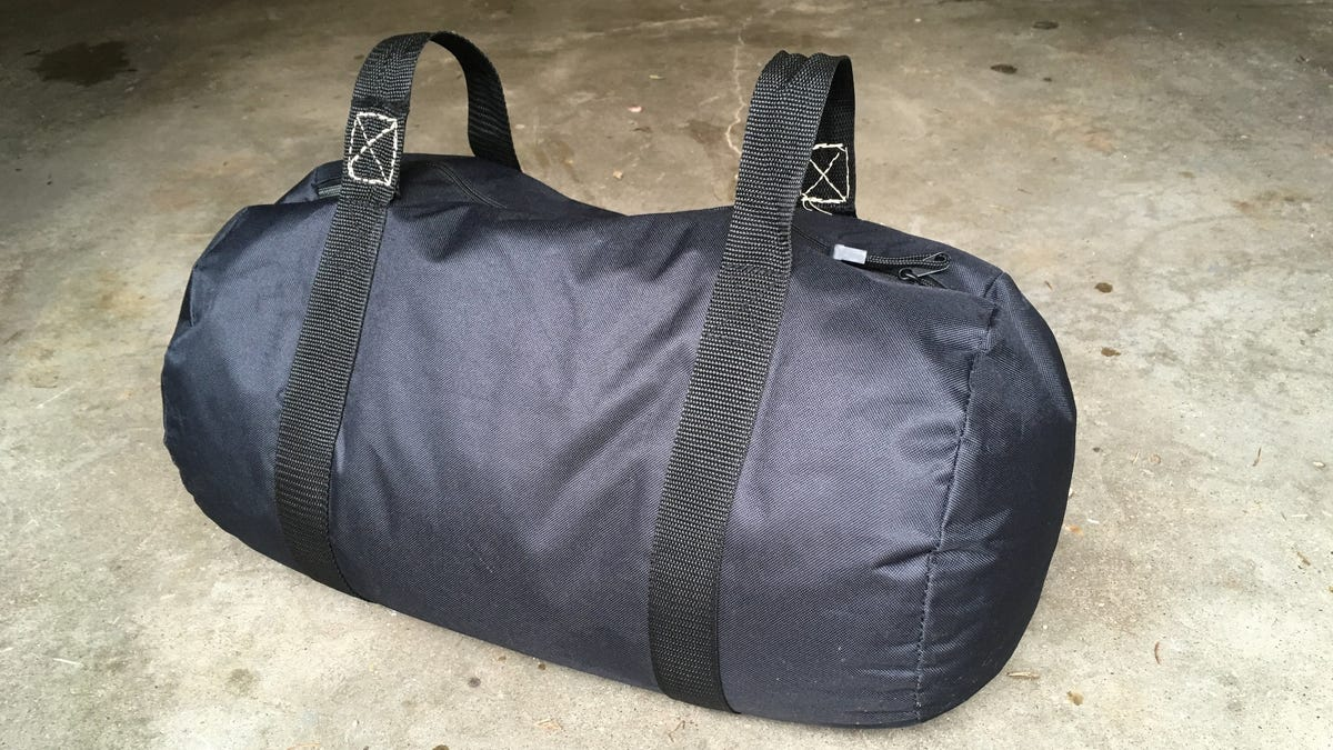 How to Build the Best Weightlifting Sandbag