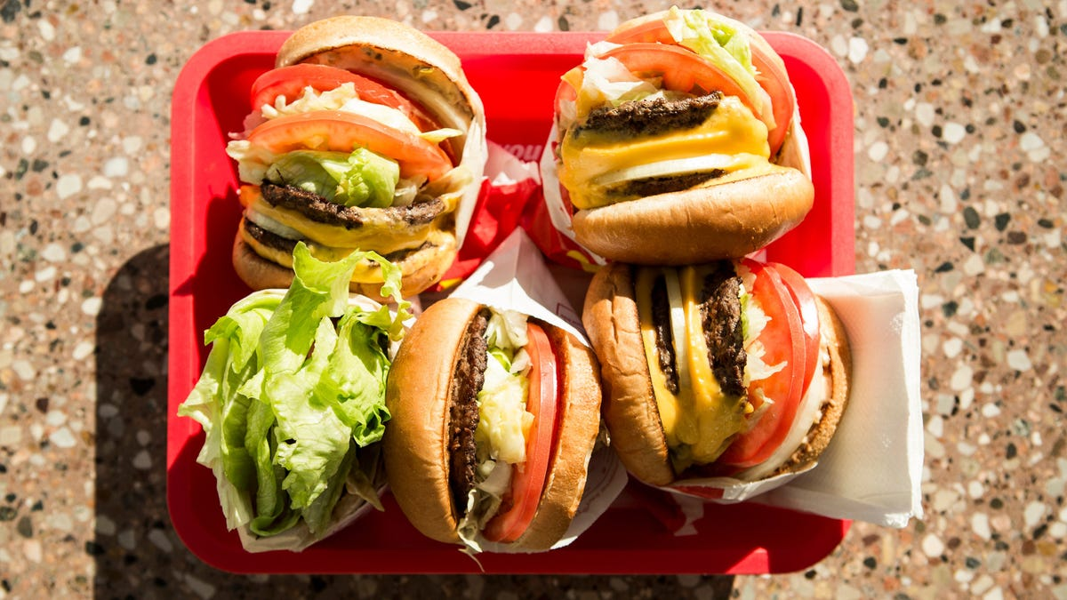What was the most popular fast food item the year you were born?