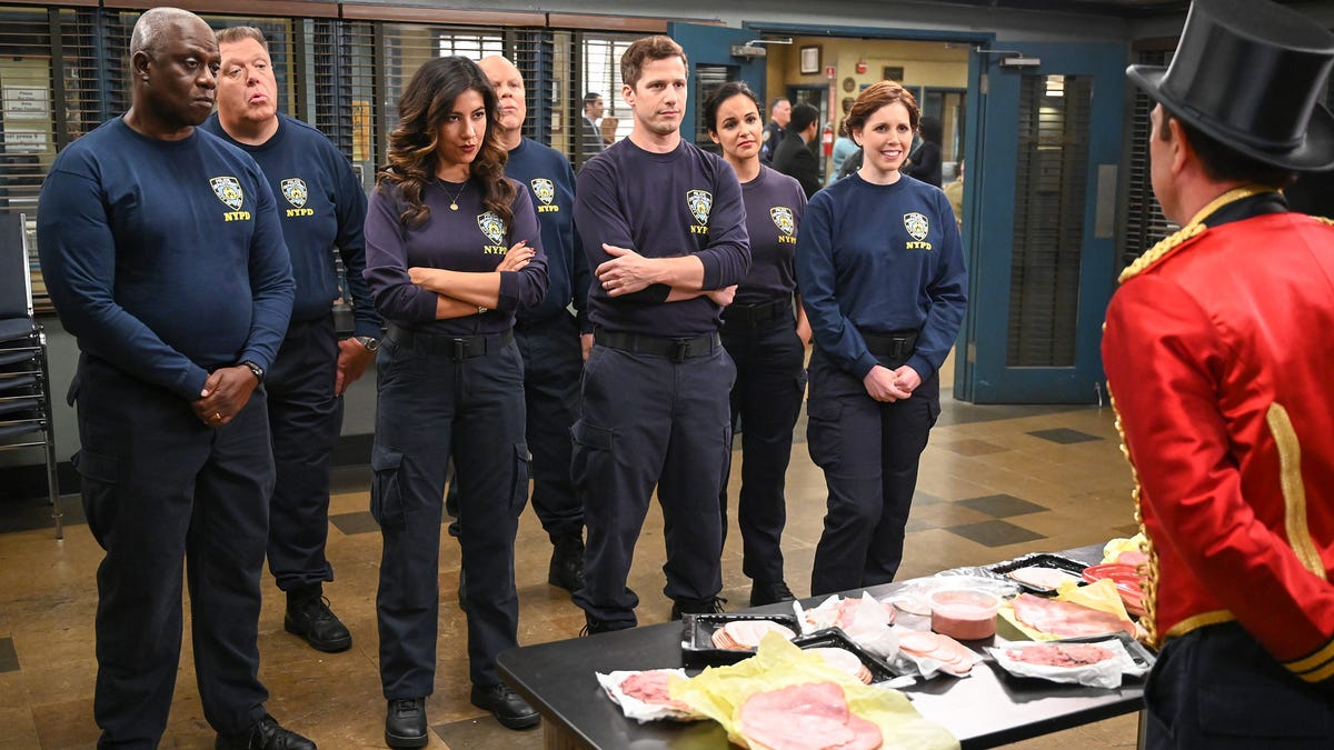 """With """"The Jimmy Jab Games II,"""" Brooklyn Nine-Nine returns to the high-stakes world of having fun with friends"""