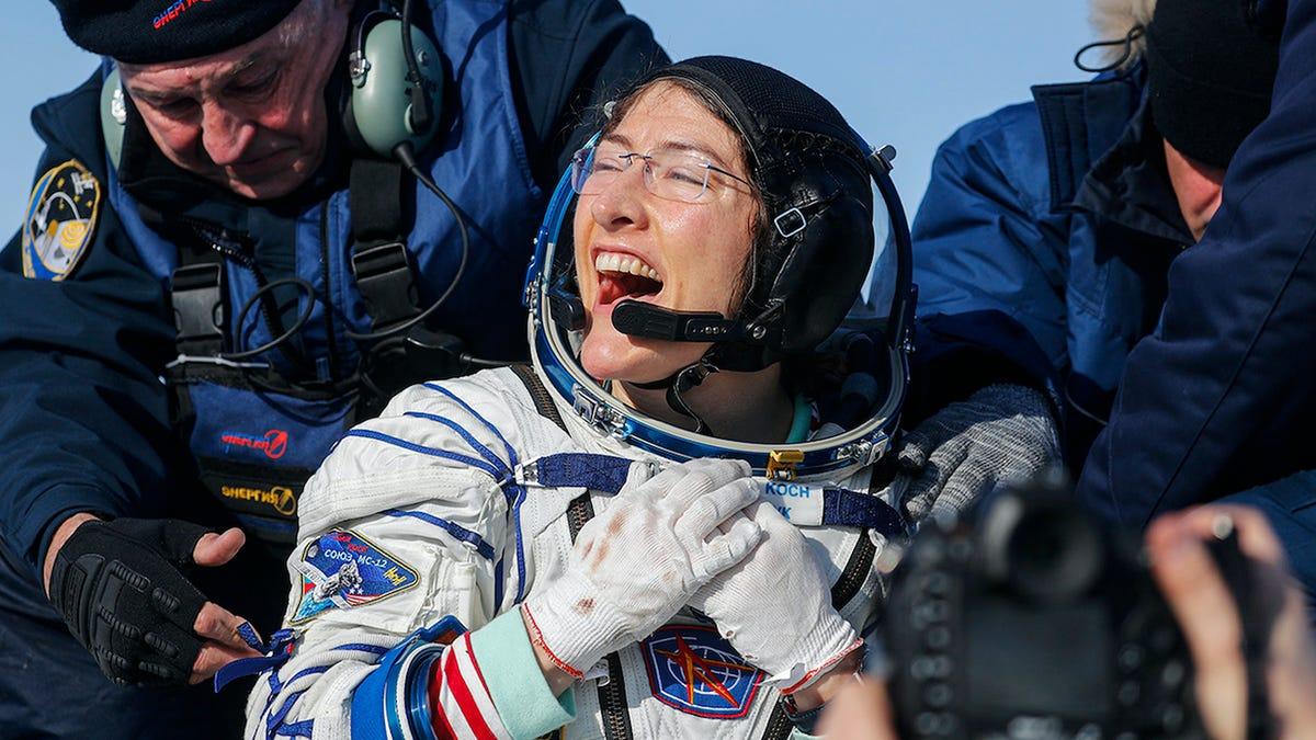 328 días en el espacio: Así es el nuevo récord femenino de permanencia en órbita
