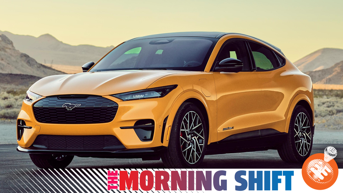 Everything You Need To Know About Ford's Dramatic Electric Push