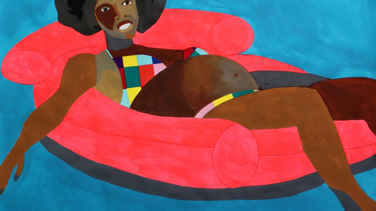 Black Teen Abstract Art Artists That Lived In Chicago