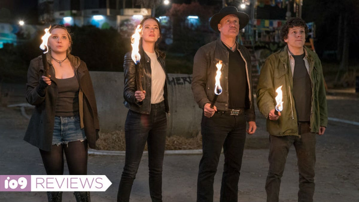 Zombieland: Double Tap Is Exactly the Film You Think It Is