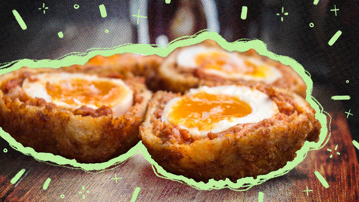 How to make Scotch eggs, a sausage-wrapped expression of brunch love