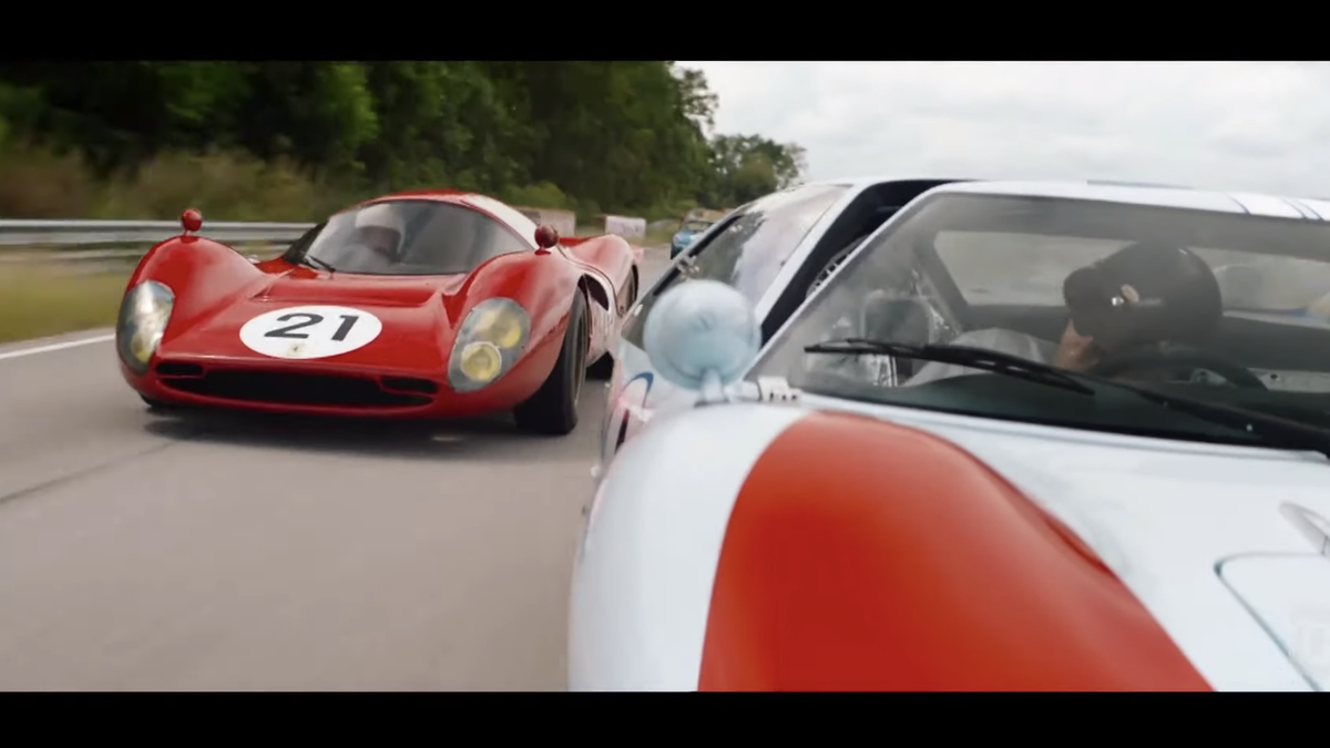 Ford V Ferrari Pares A World War Down To Two Characters And That S Just The Way It Needs To Be