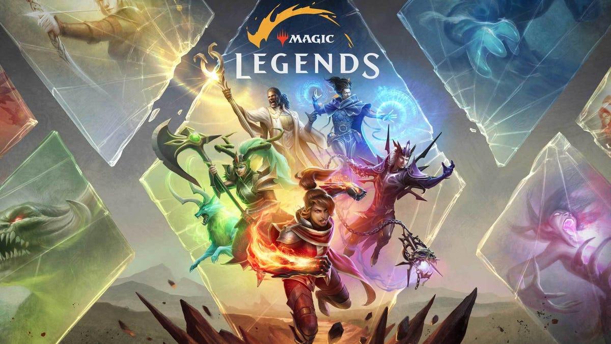 Magic: Legends Makes Diablo-Style Combat Feel Like, Well, Magic