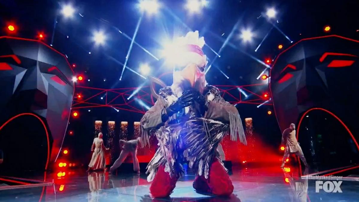 The Eagle, Uh, Fails to Land