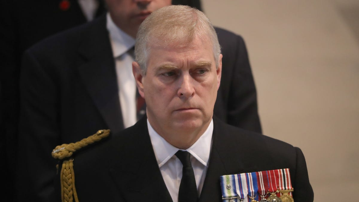 Prince Andrew's Accuser Isn't Going Away