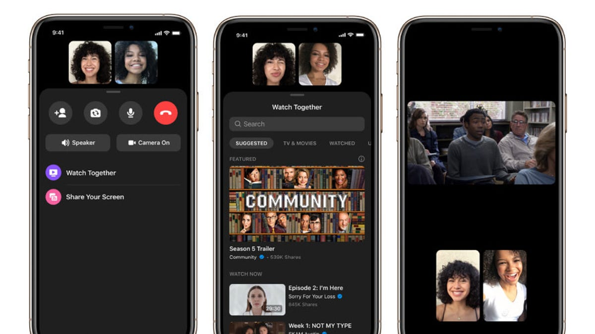 How to Host 'Watch Together' Viewing Parties on Facebook Messenger