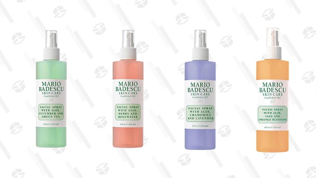 Get Mario Badescu S Cult Favorite Facial Spray For 50 Off