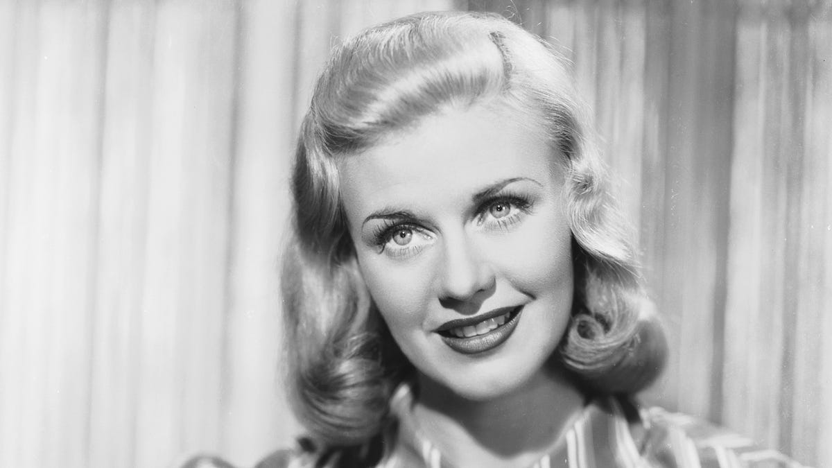 Study Finds They Just Don't Make 'Em Like Ginger Rogers Anymore