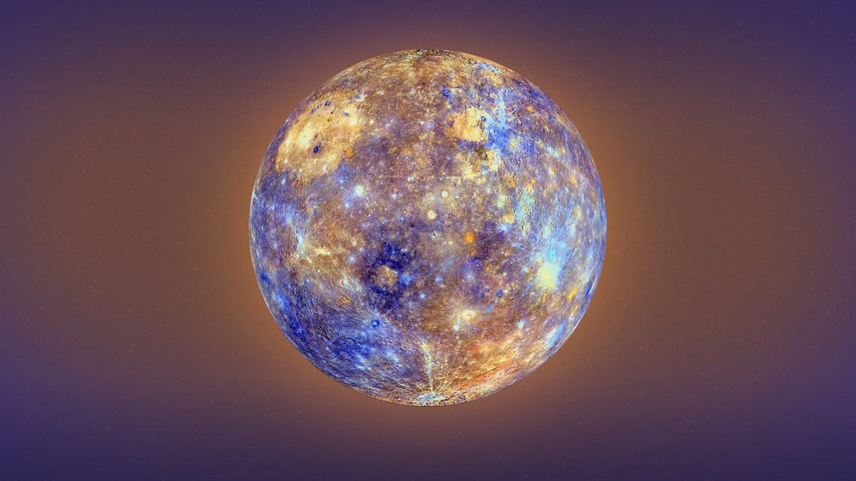 Ancient Mercury Had the Right Stuff For Life, Surprising New Research Suggests - Gizmodo