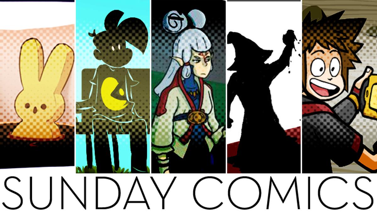 Sunday Comics: Peeps?