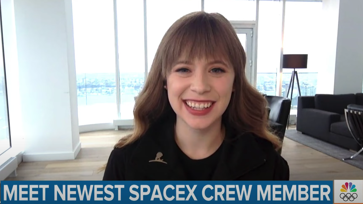 Hayley Arceneaux, 29-Year-Old Cancer Survivor, To Be The Youngest American Woman In Space - Jalopnik