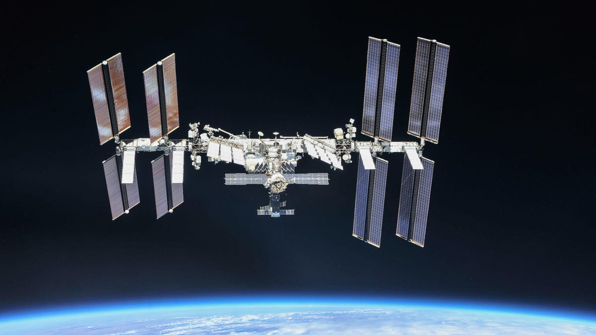 ISS Maneuvers to Avoid Space Debris, in What's Becoming the New Normal