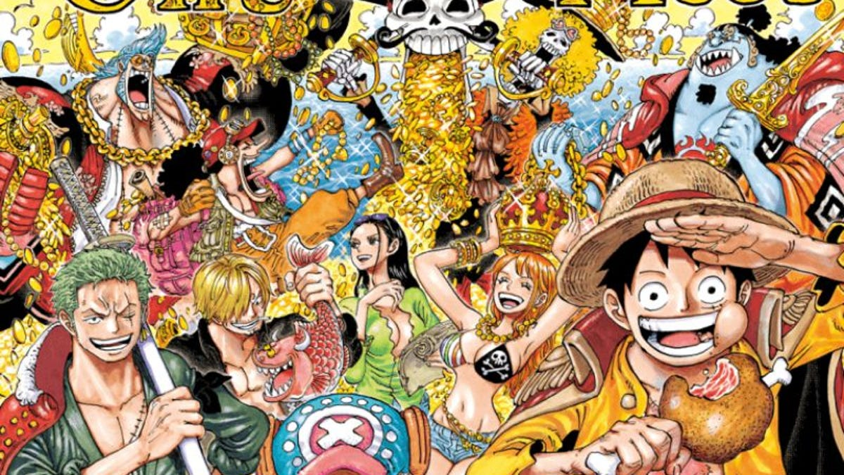 Eiichiro Oda On Reaching 1,000 Chapters In One Piece