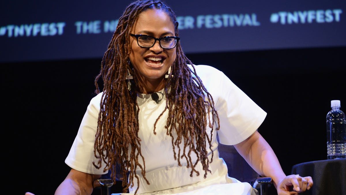 'I'm Black!': Director Ava DuVernay Celebrates Her Heritage on Finding Your Roots