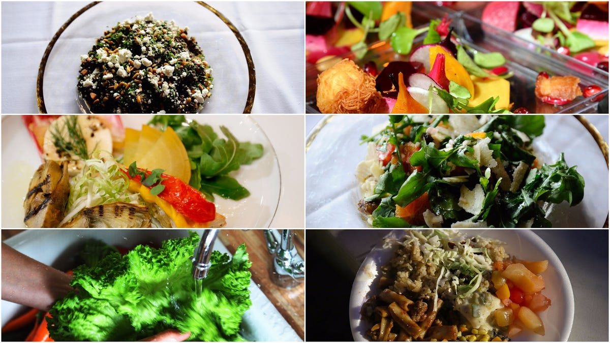 9 vegetarian Thanksgiving sides meat eaters won't hate (recipes in under 100 words)