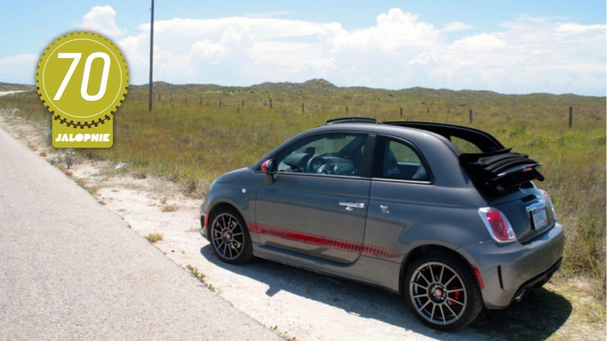 Fiat Abarth Cabrio Review