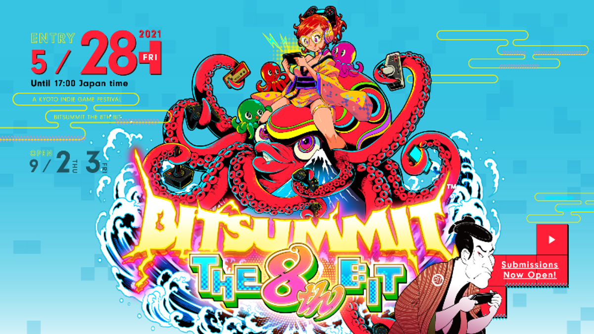 Japan's Biggest Indie Game Event Will Be Held This September In-Person