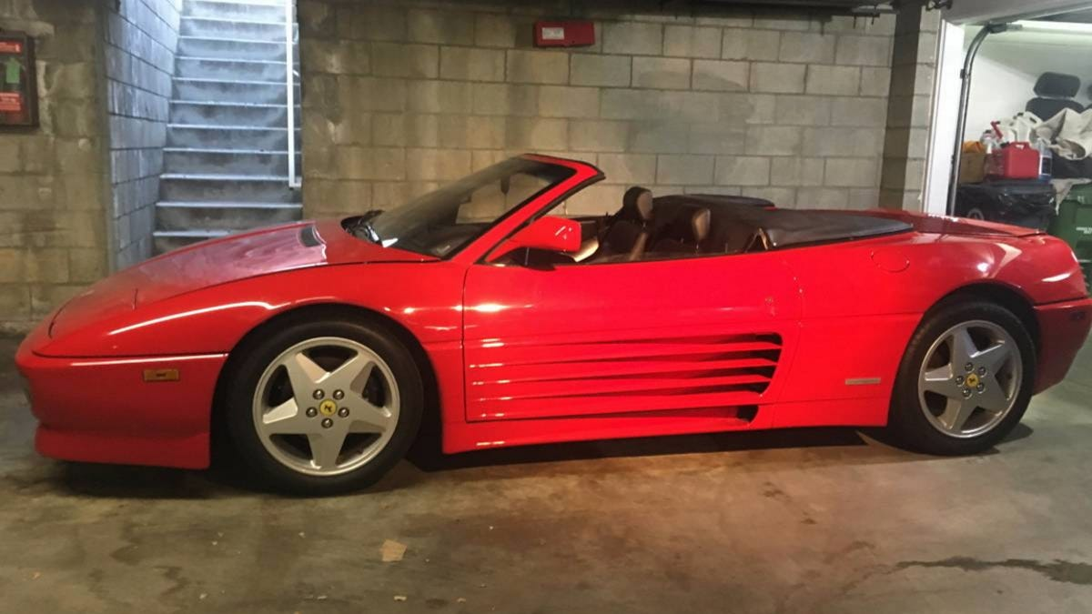 For 49 900 Could This 1995 Ferrari 348 Gts Get Your Horses Prancing