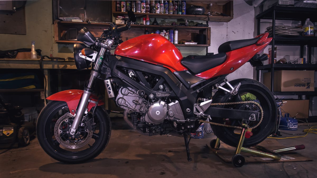 The Total Idiot's Guide To Doing Basic Motorcycle Repairs