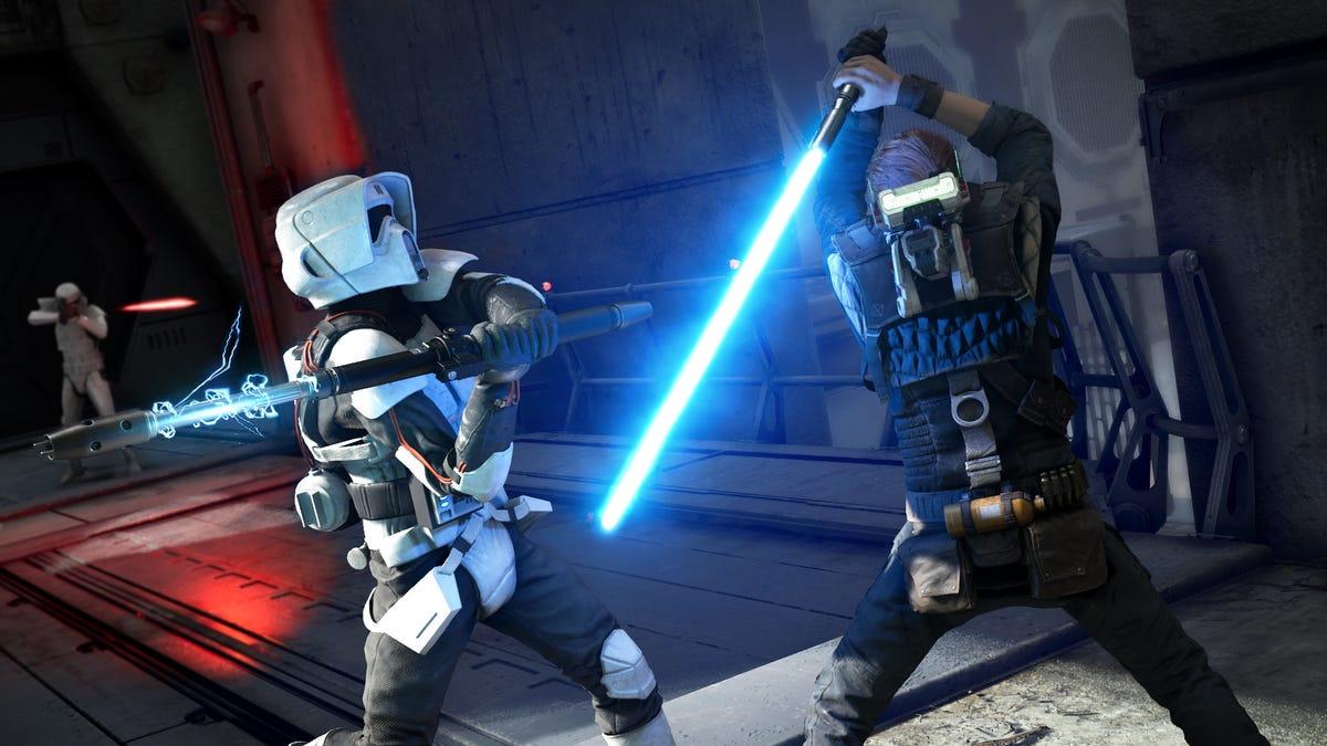 Jedi: Fallen Order Almost Couldn't Include The Word 'Jedi'