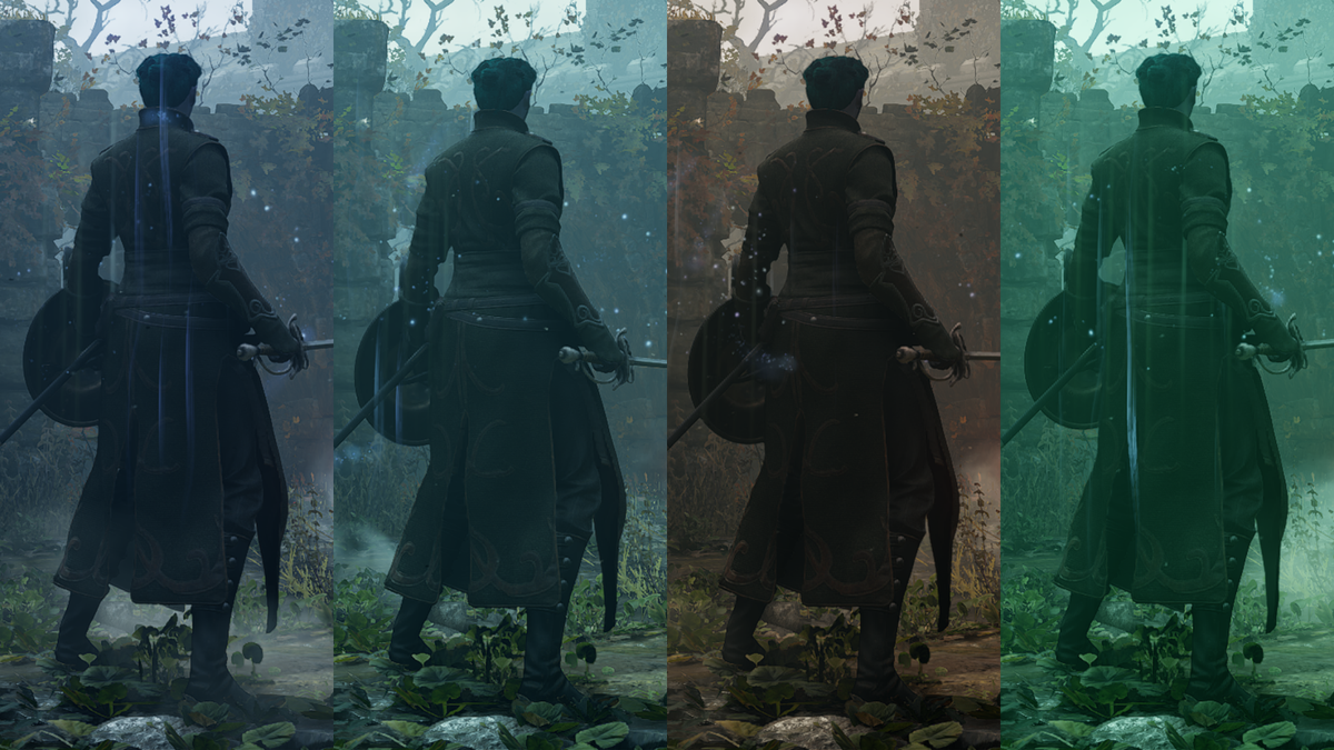 Here's How The New Filters Change Demon's Souls' Visuals On PS5