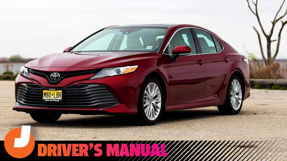 Standard Vs Full Size Car >> Why The Toyota Camry Is Still The Gold Standard