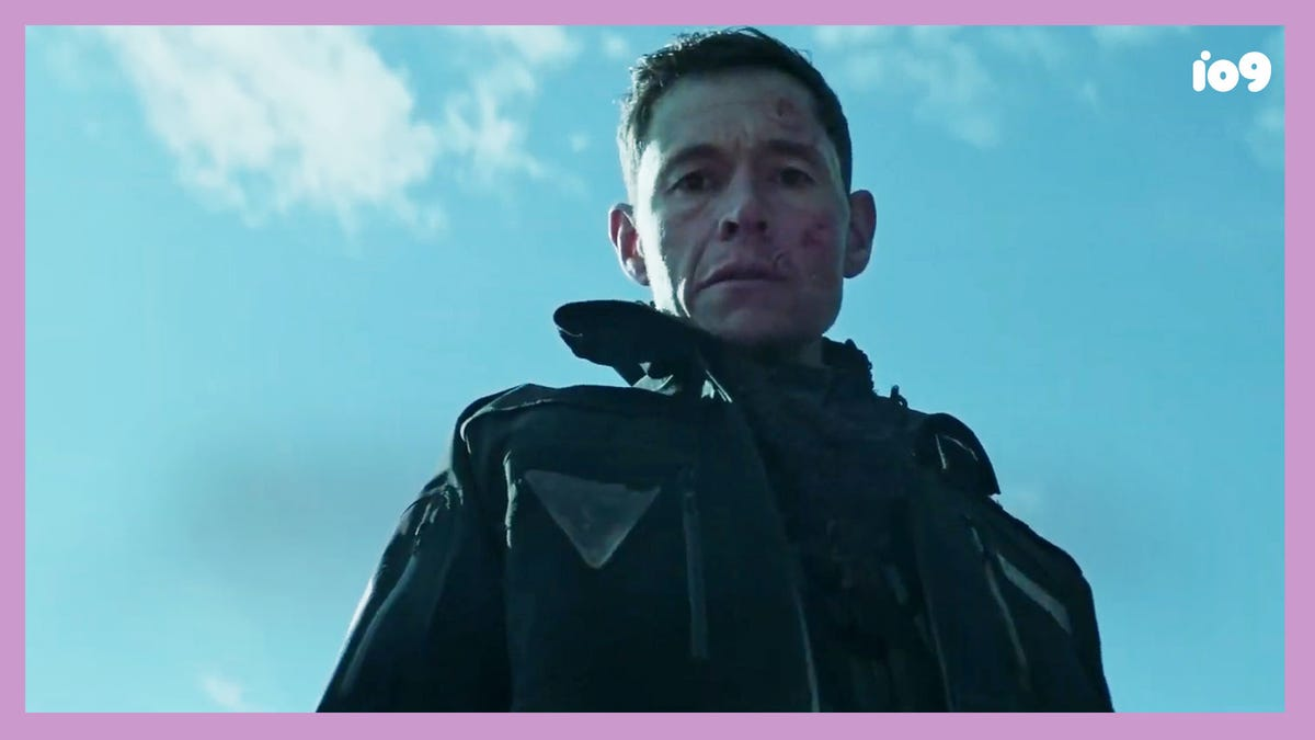 Torchwood's Burn Gorman Shares Details on His New Expanse Villain