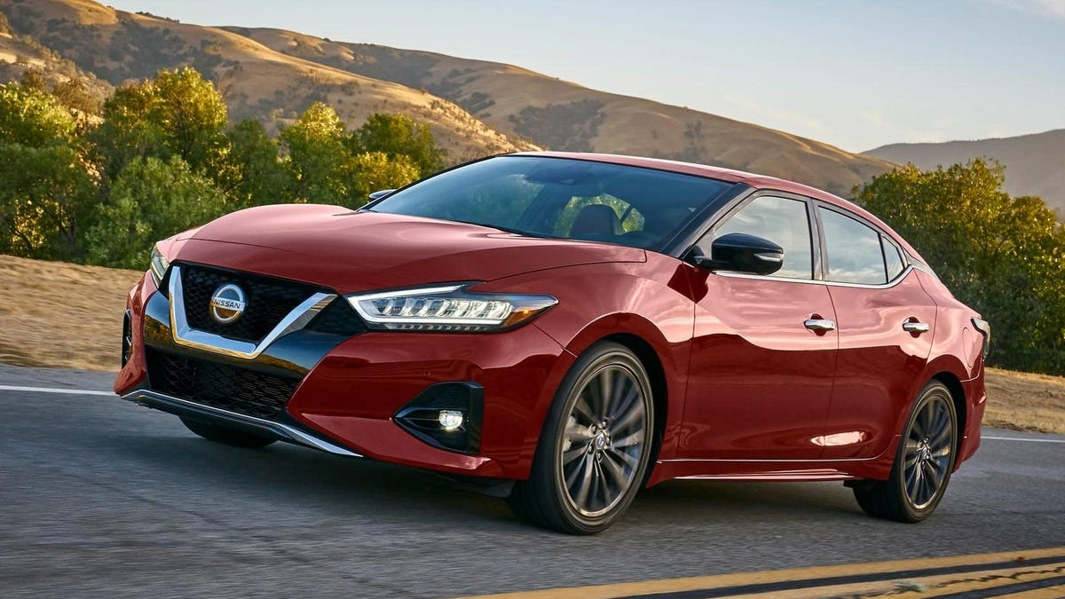 Why Is the Nissan Maxima Still a Thing?