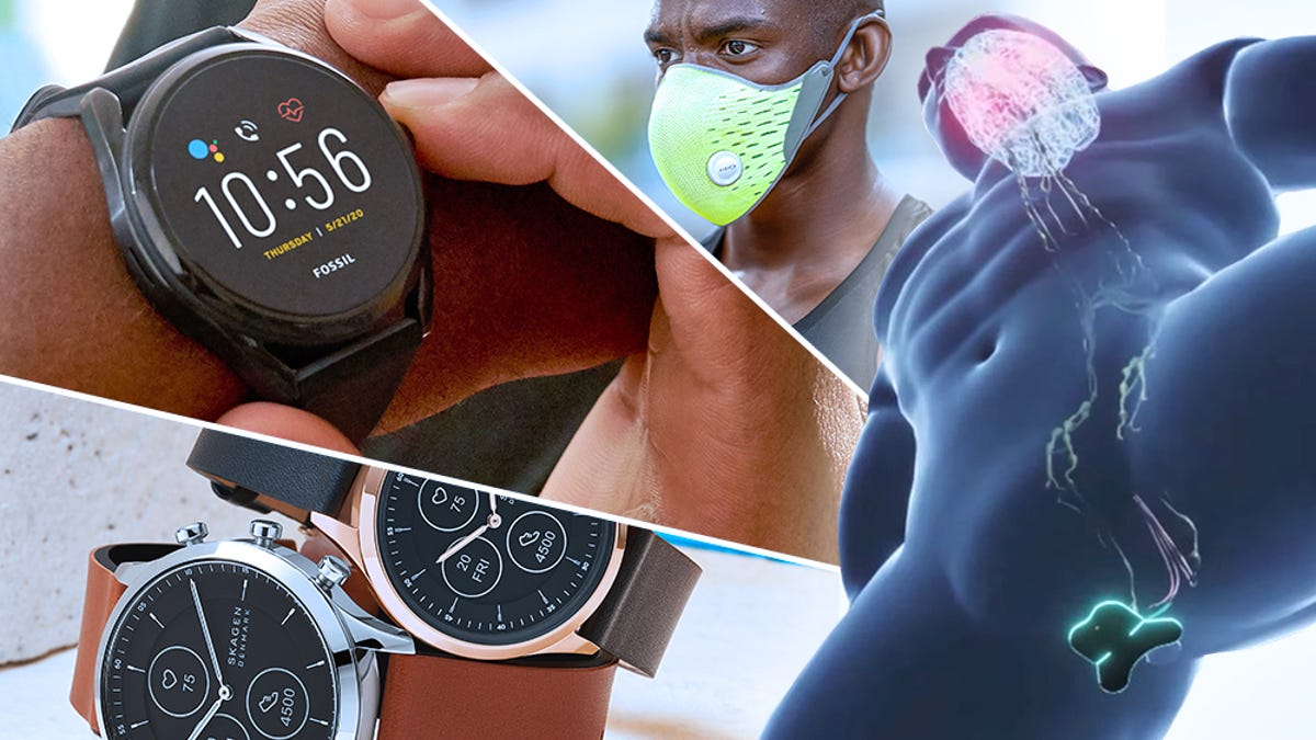 These Are the Wearables That Stood Out at CES 2021