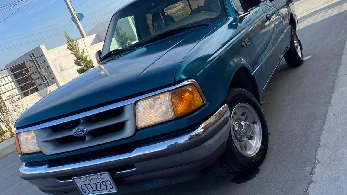 At $3,800, Is This 1997 Ford Ranger A Small Truck That's Big On Value?