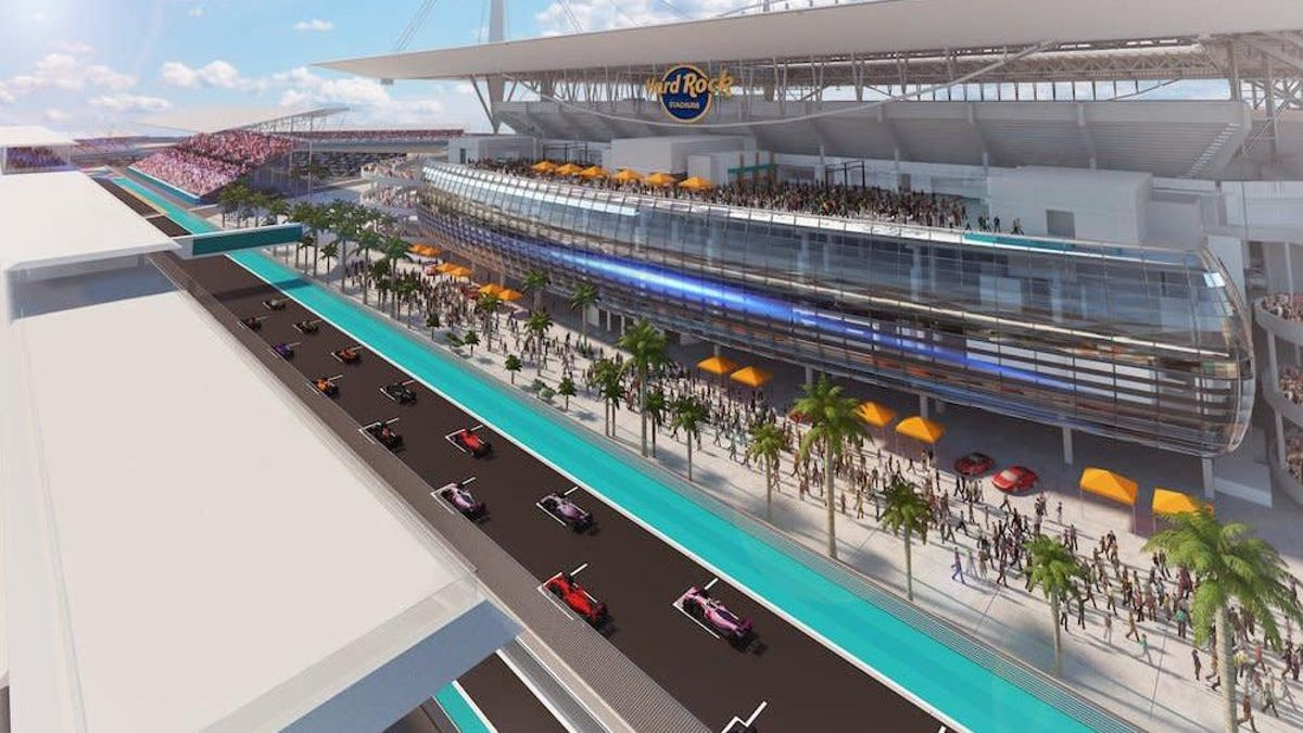 The F1 Miami Grand Prix Is Getting Sued But It Might Actually Happen