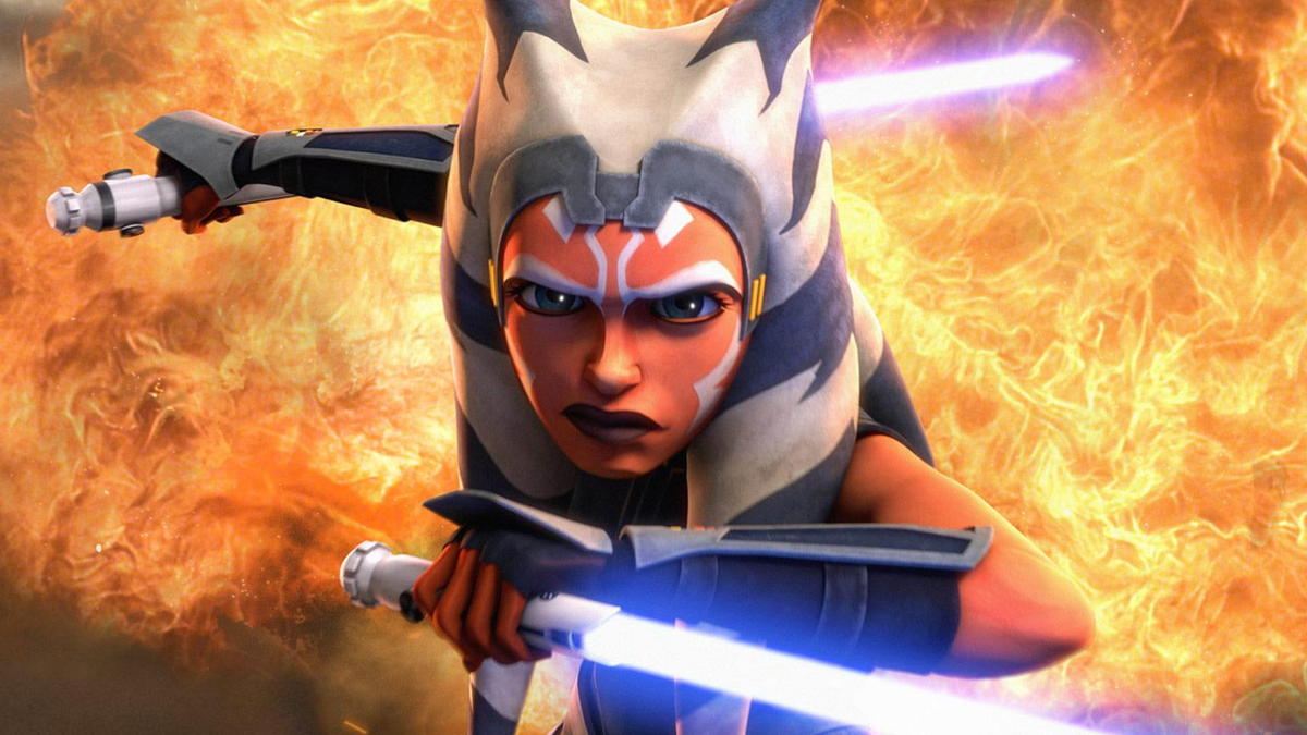Wait, Did J.J. Abrams Really Just Tease an Ahsoka Tano Cameo in The Rise of Skywalker?
