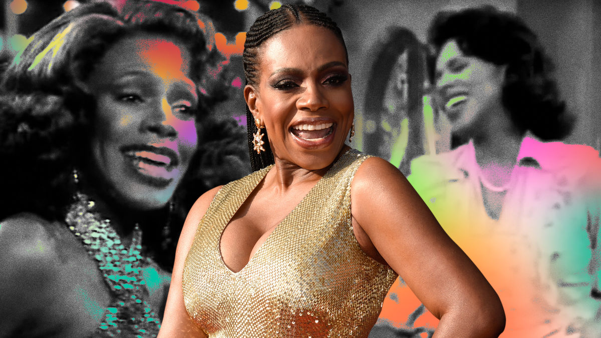 Sheryl Lee Ralph has played everyone from a Dreamgirl to Moesha's stepmom to the president