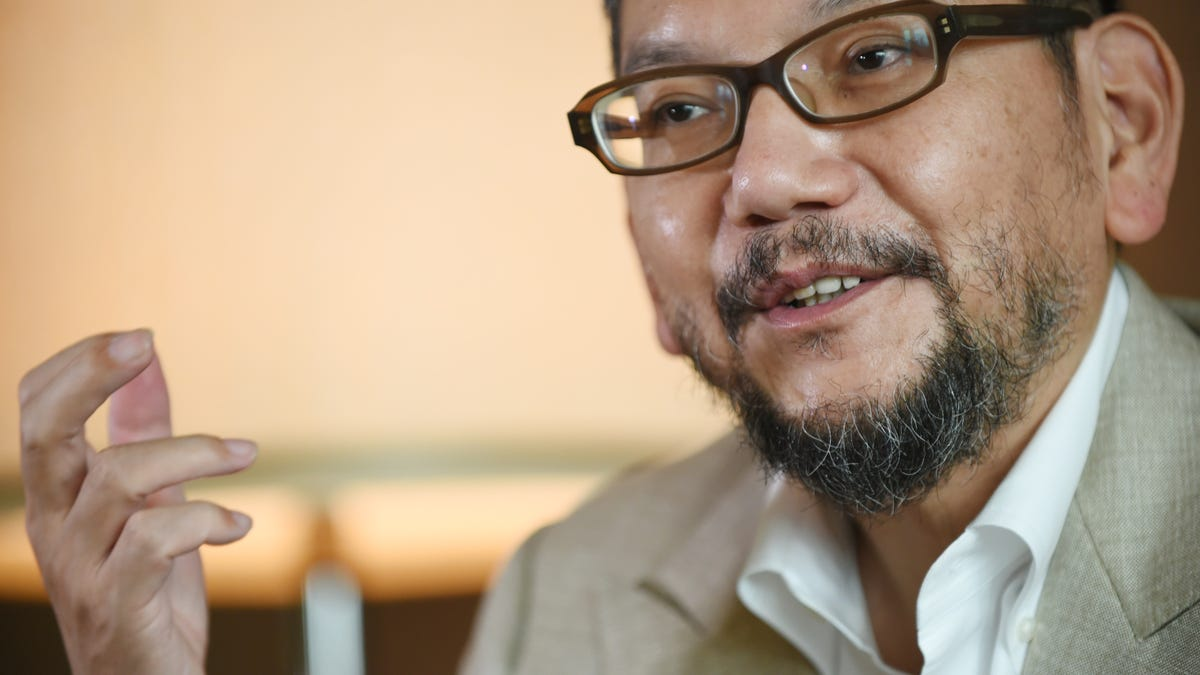 "Hideaki Anno Says Evangelion Is A ""Robot Anime"""
